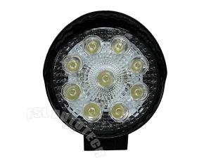 27W 5 Round LED Off-road Light