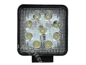 24W Square LED Off-Road Light